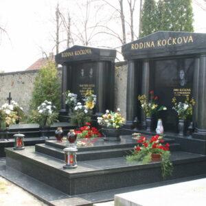 Luxusní hrobky